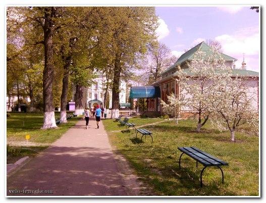 Велопоход по живописным паркам Черниговской области