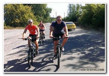 Начинающие велосипедисты – первый опыт!