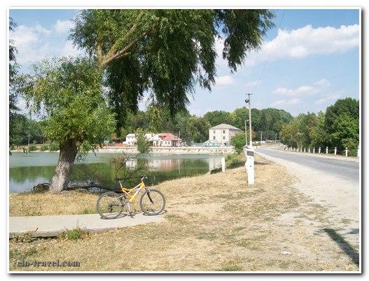 велопоход каменец-подольский - летичев