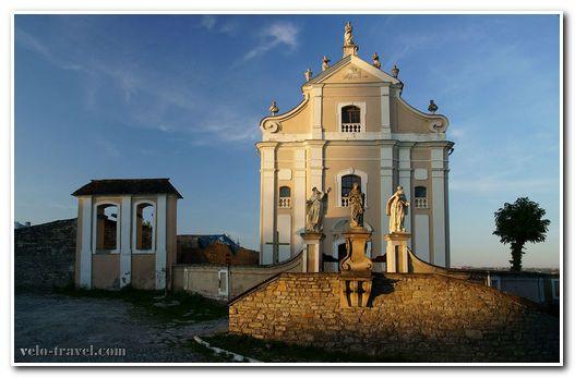 паломничество: Каменец-Подольский – Летичев