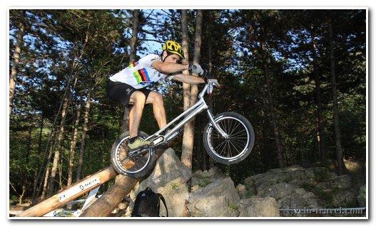 Trial велосипеды
