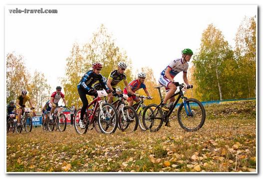 Кросс-кантрийные велосипеды