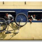 Как провозить велосипед в поездах дальнего следования?
