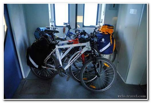 провоз велосипеда в тамбуре