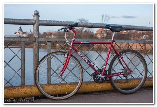 Giant Innova обзор велосипеда