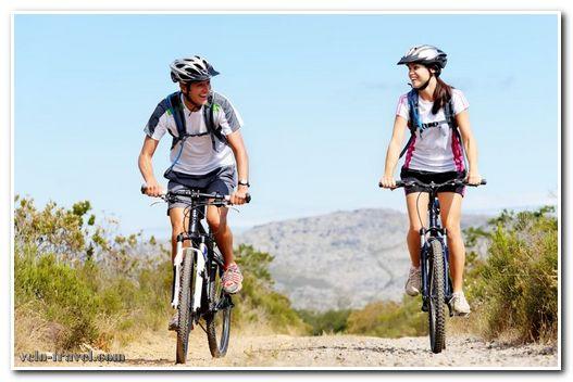 Сколько можно проехать за день на велосипеде
