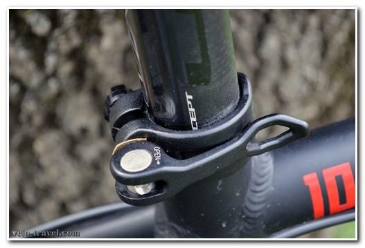 скрип деталей велосипеда