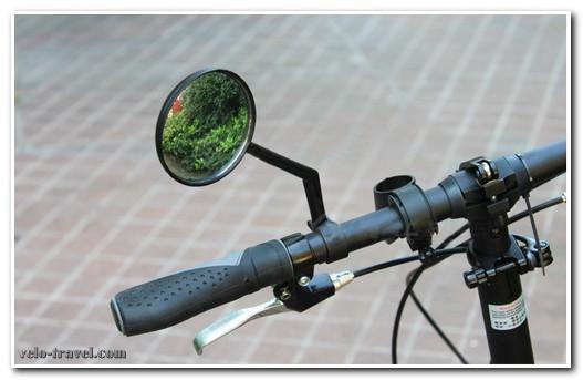велосипедное зеркало