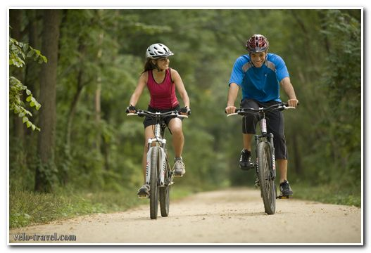 удачные правила езды на велосипеде
