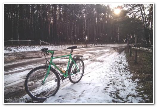 грязевые сеансы на велосипеде