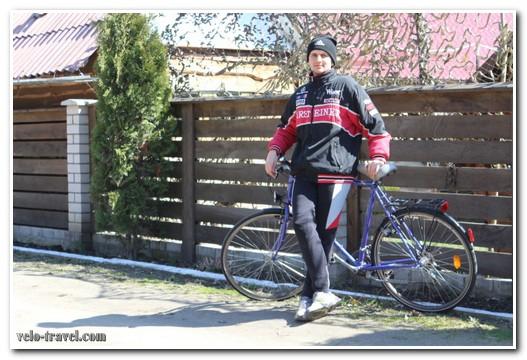 велосипедная поездка