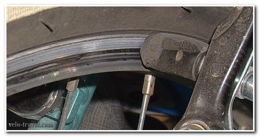 V-brake тормоза