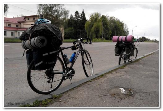 трехдневный велосипедный поход