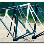 Покраска велосипеда в домашних условиях!
