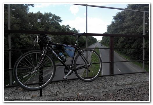 велосипедный релакс