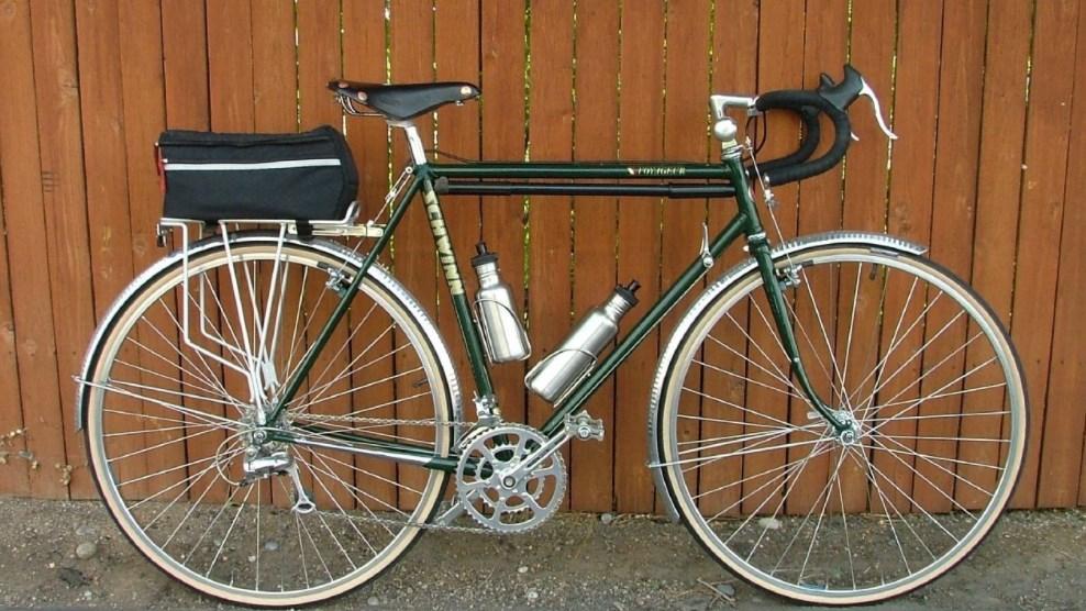 Багажник для велосипедов - выбор аксессуара