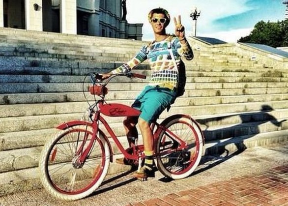 Велосипед и авиабилеты – прекрасное путешествие
