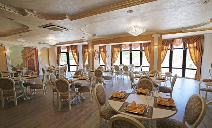 Ресторан Отеля «Leo Palace» - отдых для гурманов