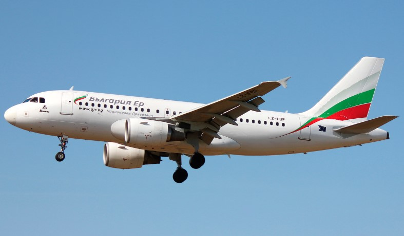 Болгарские авиалинии – перелёт для разных целей