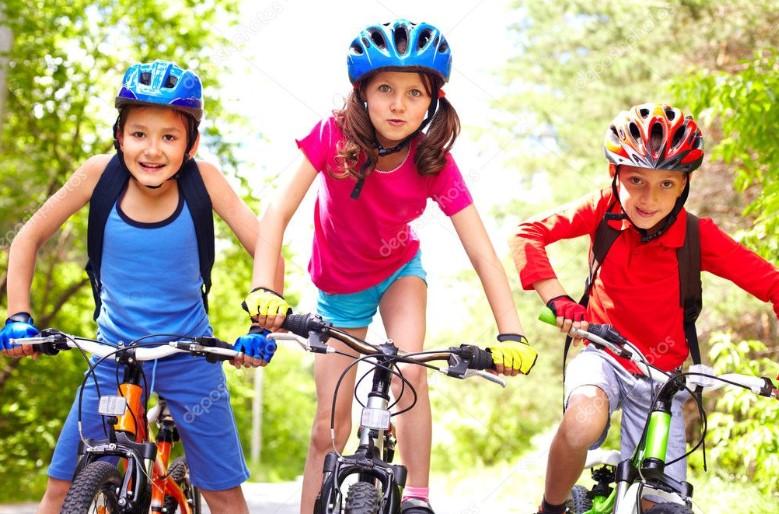 Детские велосипеды дарят детям детство