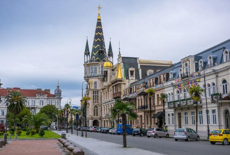 Многогранное путешествие по Тбилиси - Батуми 2