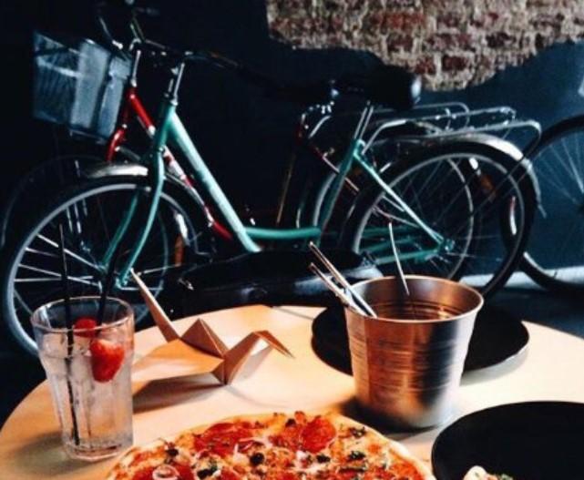 Круглое кулинарное чудо пицца в Кирове