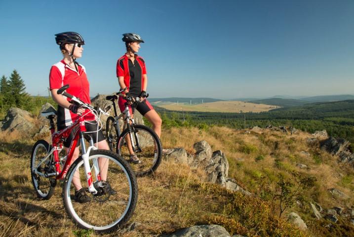 Велосипедный тур в Карпаты на реку Черемош