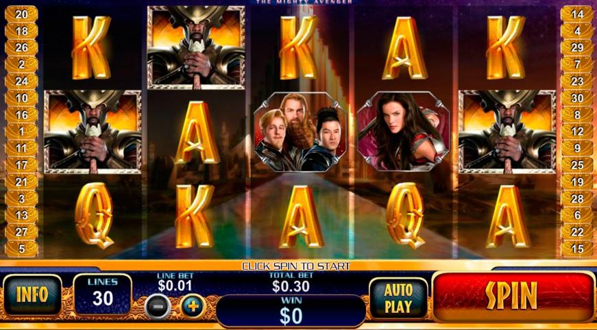 Онлайн казино Мармелад