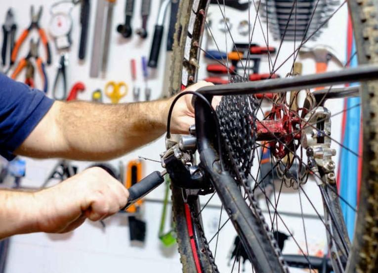 Виды велозапчастей