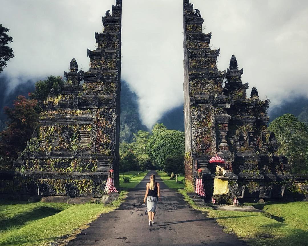 Путешествие прямо в рай: остров Бали