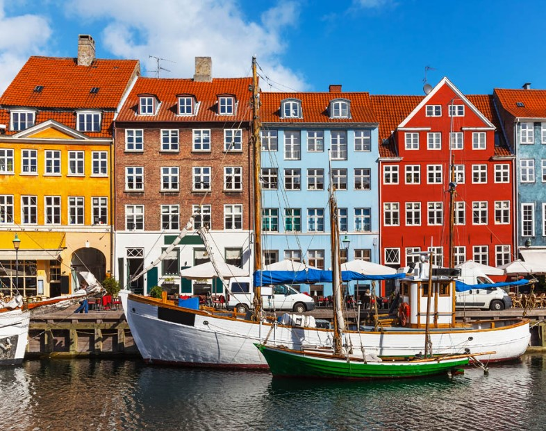 ТОП-3 достопримечательностей Копенгагена