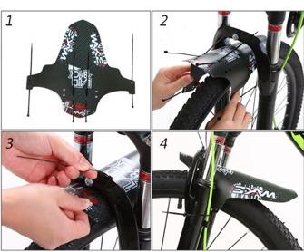 Зачем велосипеду крылья?