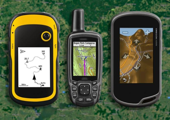GPS-навигатор для велосипеда