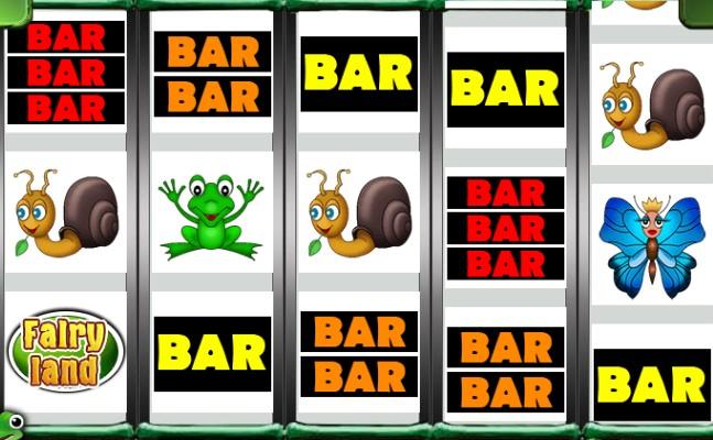 Игровой автомат Сказка о лягушке