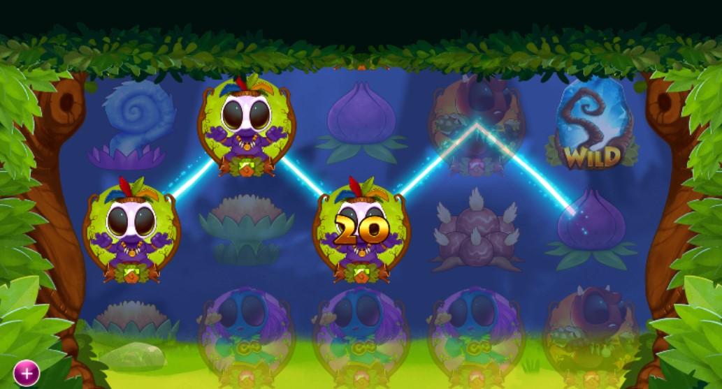 Игровой автомат Chibeasties