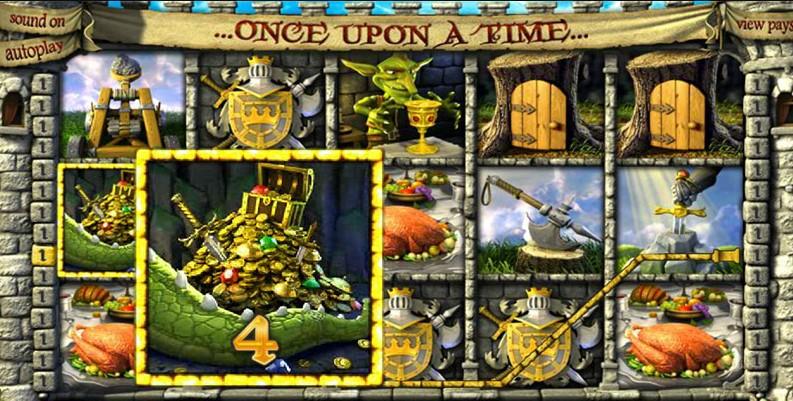 Игровой слот Once Upon a Time