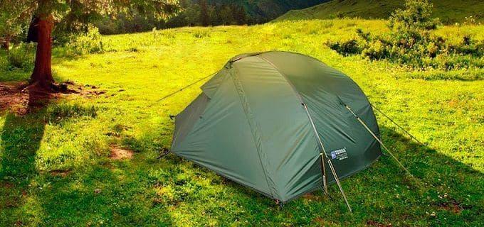 Какой должна быть туристическая палатка?