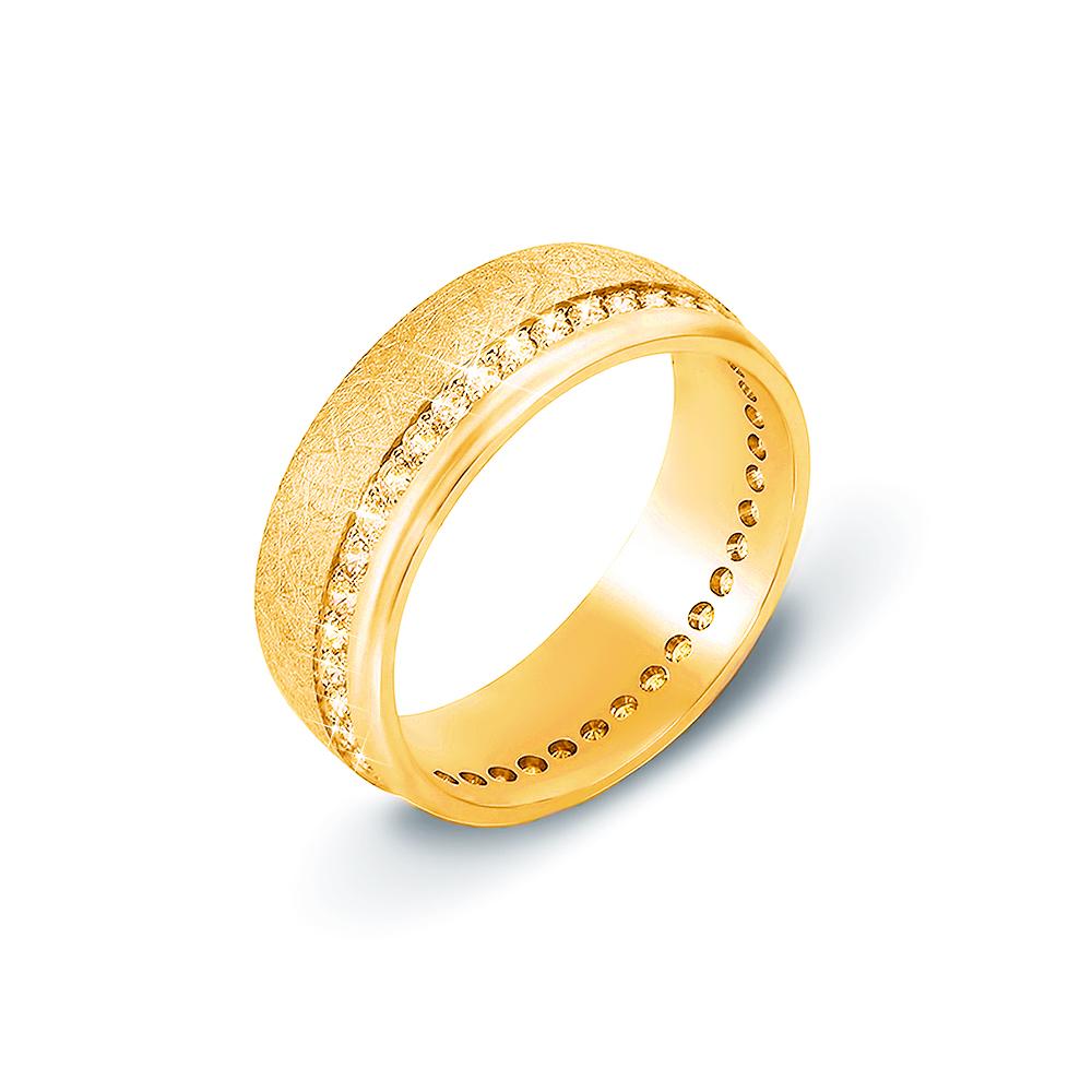 Как выбрать мужское обручальное кольцо