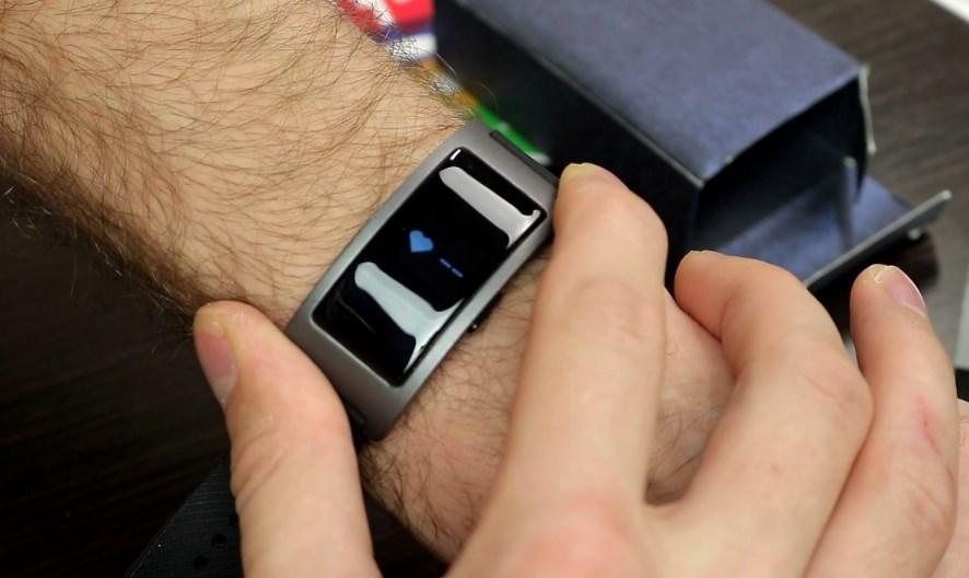 Смарт часы с измерением давления