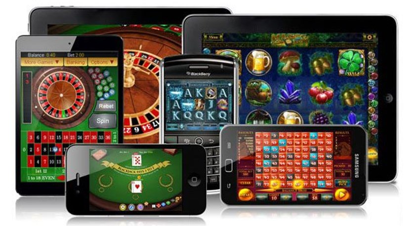 Мобильные казино