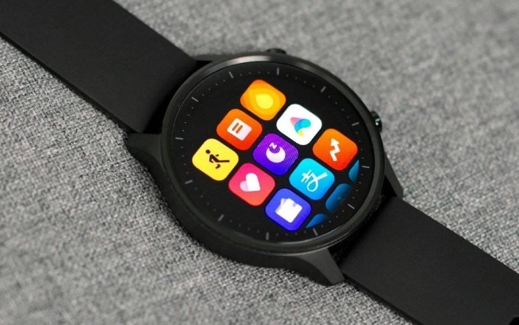 Часы Сяоми на руку
