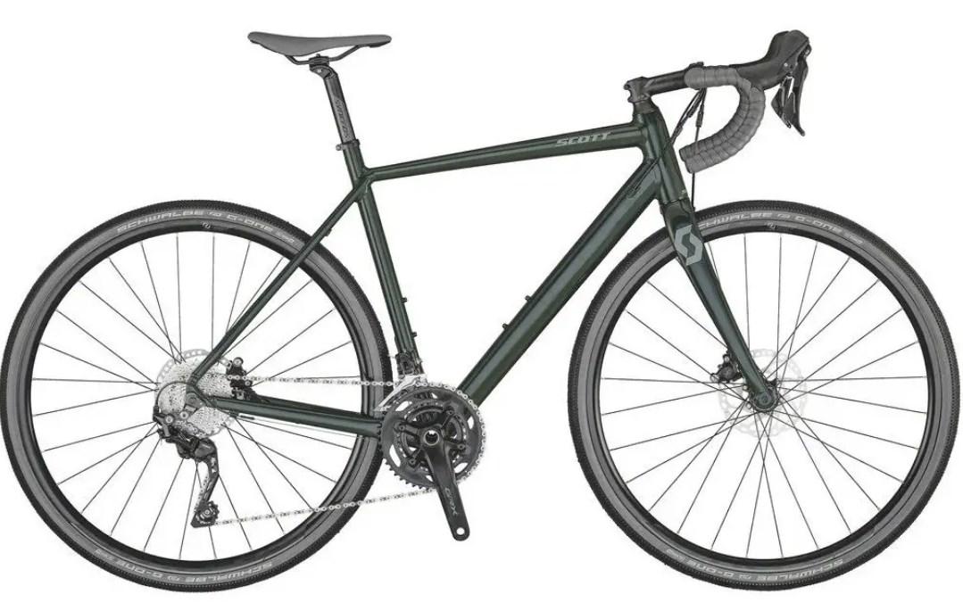 Велосипед Scott Speedster Gravel 30