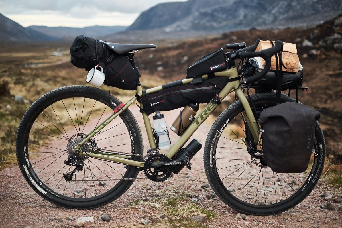 Как выбрать велосипед для туризма